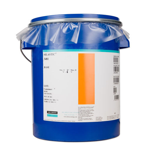 Elastomère silicone polycondensation  21 shores - 5 kg AVEC catalyseur