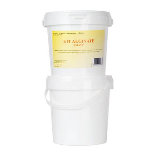 Kit d'alginate adultes - 2,5 kg